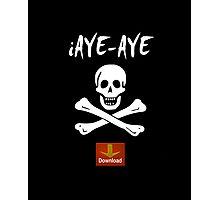 iAye-Aye Photographic Print