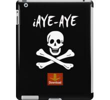 iAye-Aye iPad Case/Skin