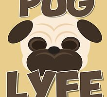 Living the Pug Lyfe by Matthew Altiero