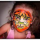 Rosalie Tiger  by sunset