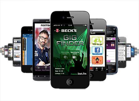 Mobile Application Development by annadavis