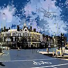 Amen Corner, Tooting, SW17, London by Ludwig Wagner