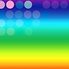 Funky Rainbow Pride  by webgrrl