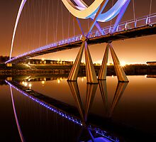Infinity Bridge by Darren Allen