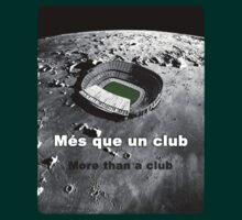 NOU CAMP  - Més que un club by Graham Lawrence