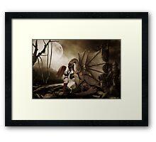 Dragon Whisperer Framed Print