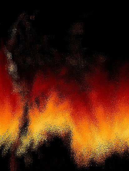 Summer Inferno No. 1 ... by Erin Davis