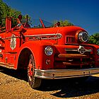 1954 Seagrave Fire Truck by TeeMack