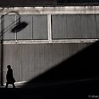 Street Shadows by Steve Jensen