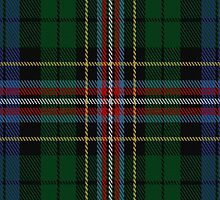 00503 Allison (MacBean & Bishop) Tartan Fabric Print Iphone Case by Detnecs2013