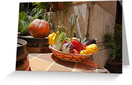 Vegetable selection. by brians101