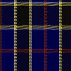 00507 Atlantic Police Academy Tartan Fabric Print Iphone Case by Detnecs2013