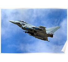 Eurofighter Typhoon IPA5 ZJ700 Poster