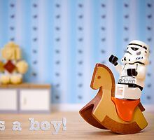 It's A Boy! by iElkie