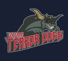 Gozerian Terror Dogs by monsterfink