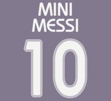 MINI MESSI Kids Clothes