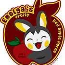 emolga's apple puree by Alex Magnus