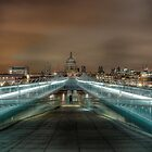 Millenium Bridge by James  Landis