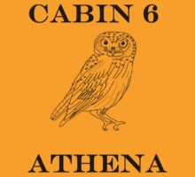 Camp Halfblood - Athena Cabin by PJOCommittee