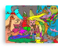 Species Extinction Canvas Print