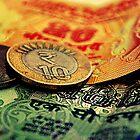 Money... show me the money :-) by Jitesh Chauhan