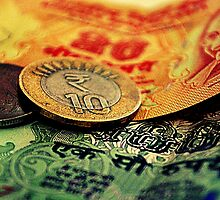 Money... show me the money :-) by Jitesh Chauhan