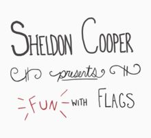 Sheldon Cooper presents Fun with Flags by brainstorm