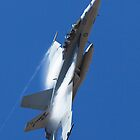 F18 Hornet by Ian Creek