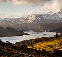 St Sunday Crag - Cumbria by David Lewins