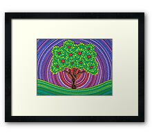 The Apple Tree of Knowledge Framed Print