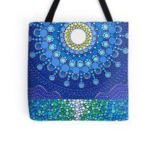 Full Moon Splendour Tote Bag