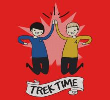 Trek Time by jwalkingdesigns