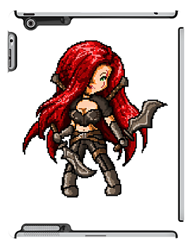 Katarina, The Pixel Blade by Pixel-League