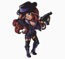 Pixel Mafia Miss Fortune by Pixel-League