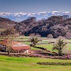 Farmhouse Basque Country by mcdonojj