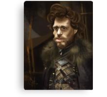 Robb Stark Canvas Print