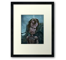Theon Greyjoy Framed Print