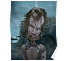 Theon Greyjoy Poster
