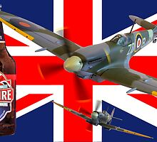The Bottle Of Britain 2.0 Rework ! by Colin J Williams Photography