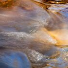 Flowing colors - Cibolo Creek by Robert Kelch, M.D.