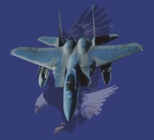 F15 Eagle by flyoff
