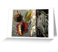 Ancient History Greeting Card