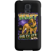 The Beast Samsung Galaxy Case/Skin