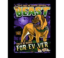 The Beast Photographic Print