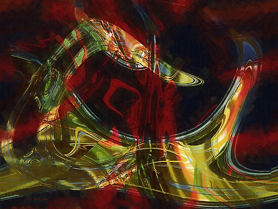 Dreaming of Dragons by RC deWinter