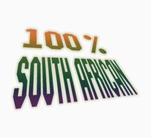 100% SOUTH AFRICAN by JAYSA2UK