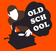 Old School DJ by LaundryFactory