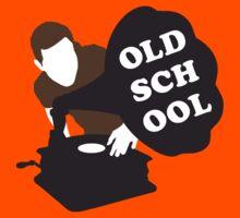 Old School DJ by LaundryFactory