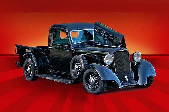 1934 Dodge Pick-Up Truck by DaveKoontz