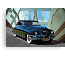 1948 Packard Custom 8 Convertible Canvas Print